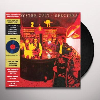 Blue Oyster Cult SPECTRES (TRANSLUCENT BLUE VINYL) Vinyl Record