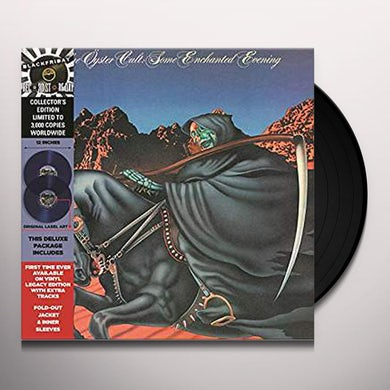 Blue Oyster Cult SOME ENCHANTED EVENING (LEGACY EDITION) Vinyl Record