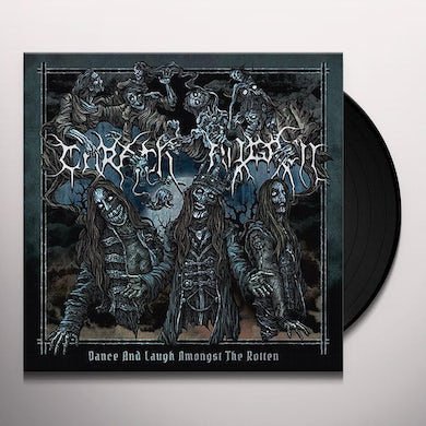 Carach Angren DANCE AND LAUGH AMONGST THE ROTTEN Vinyl Record