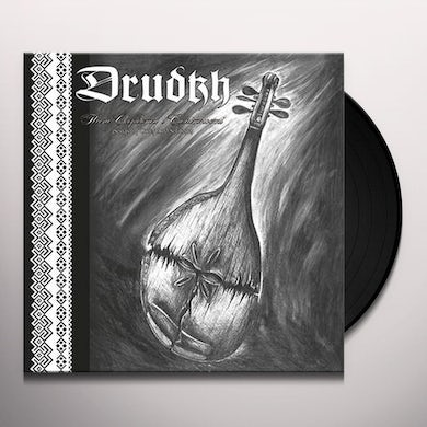Drudkh SONGS OF GRIEF AND SOLITUDE Vinyl Record
