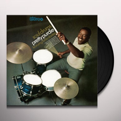 SOUL DRUMS Vinyl Record