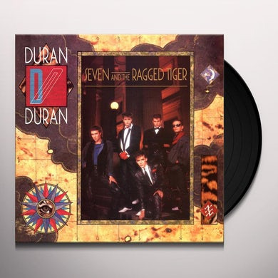 Duran Duran SEVEN & THE RAGGED TIGER Vinyl Record