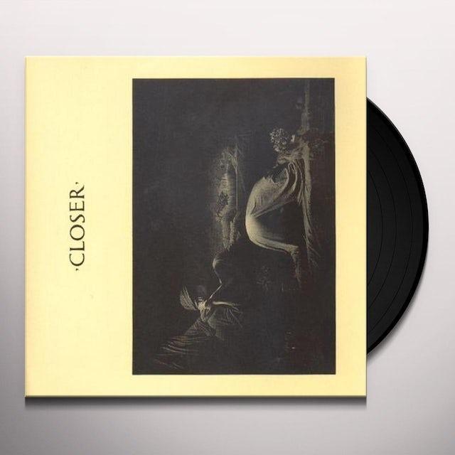 Joy Division CLOSER Vinyl Record