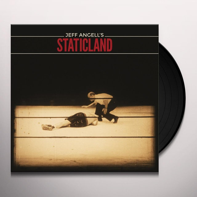 JEFF ANGELL'S STATICLAND