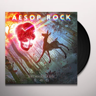 Aesop Rock Spirit World Field Guide (Ultra Clear Vi Vinyl Record