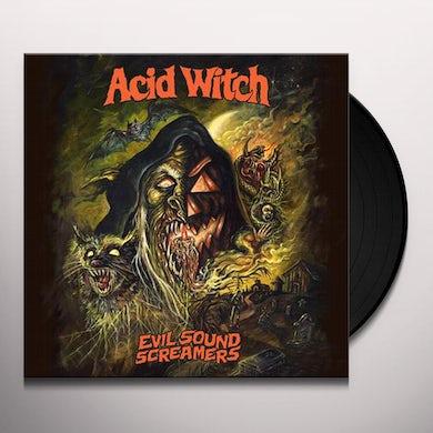 Acid Witch EVIL SOUND SCREAMERS Vinyl Record