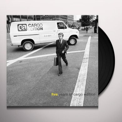 Five Years Of Cargo Edition / Various Vinyl Record