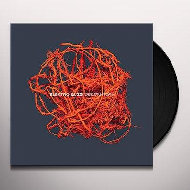 Elektro Guzzi OBSERVATORY Vinyl Record