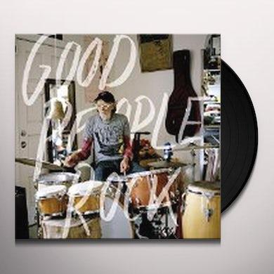 YELLOW BIRD PROJECT GOOD PEOPLE ROCK Vinyl Record