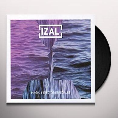Izal MAGIA Y EFECTOS ESPECIALES Vinyl Record