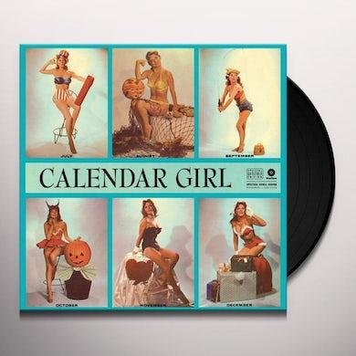 Julie London CALENDAR GIRL Vinyl Record - Spain Release