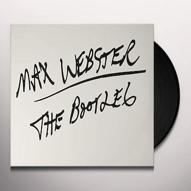Max Webster BOOTLEG Vinyl Record