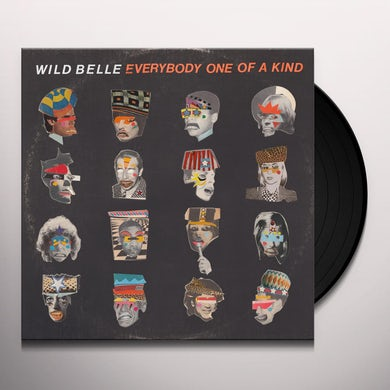 EVERYBODY ONE OF A KIND Vinyl Record