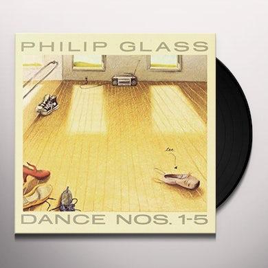Philip Glass DANCE NOS. 1-5 Vinyl Record