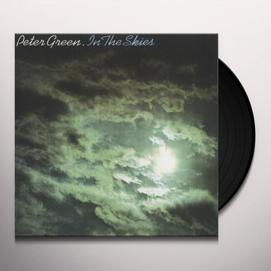 Peter Green IN THE SKIES Vinyl Record