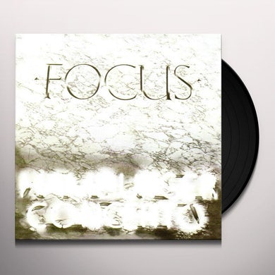 Focus HAMBURGER CONCERTO Vinyl Record