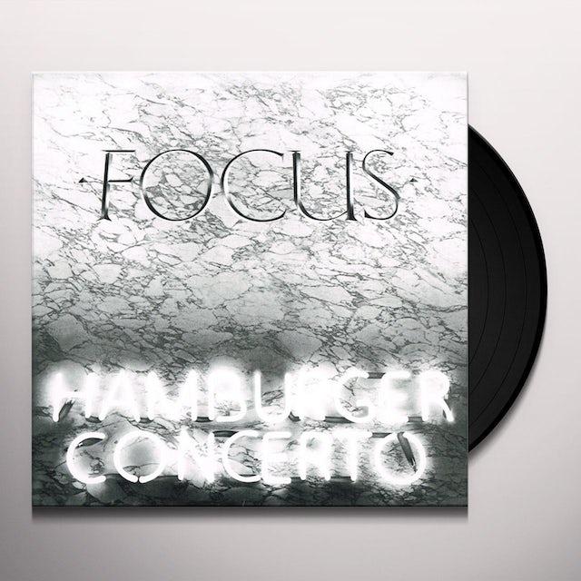 Focus HAMBURGER CONCERTO Vinyl Record