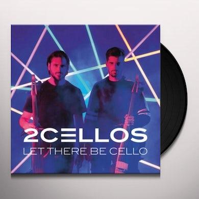 2 Cellos LET THERE BE CELLO Vinyl Record