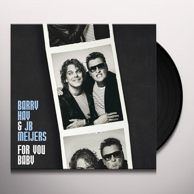 Barry Hay / Jb Meijers FOR YOU BABY Vinyl Record