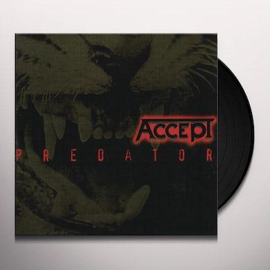 Accept PREDATOR Vinyl Record