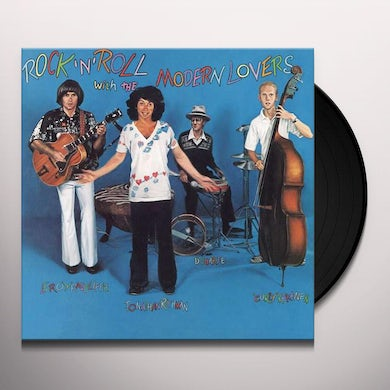 ROCK & ROLL WITH THE MODERN LOVERS Vinyl Record