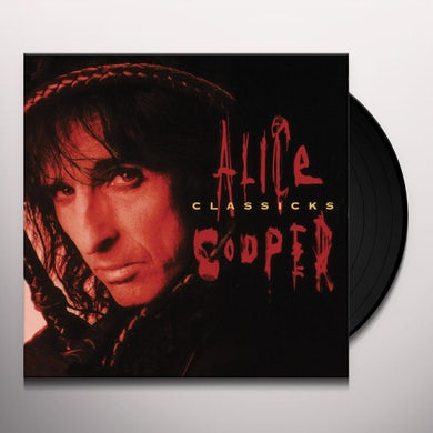 Alice Cooper CLASSICKS Vinyl Record