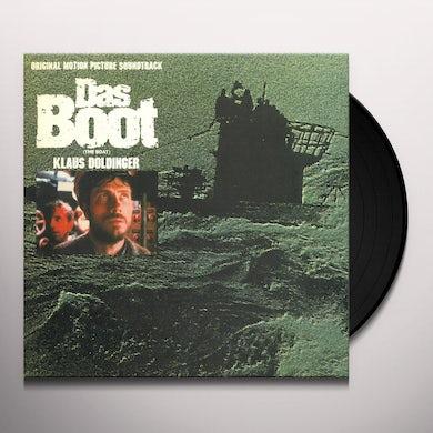 Klaus Doldinger DAS BOOT / Original Soundtrack Vinyl Record