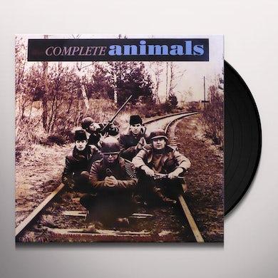 COMPLETE The Animals Vinyl Record