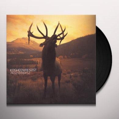 Kosheen RESIST Vinyl Record
