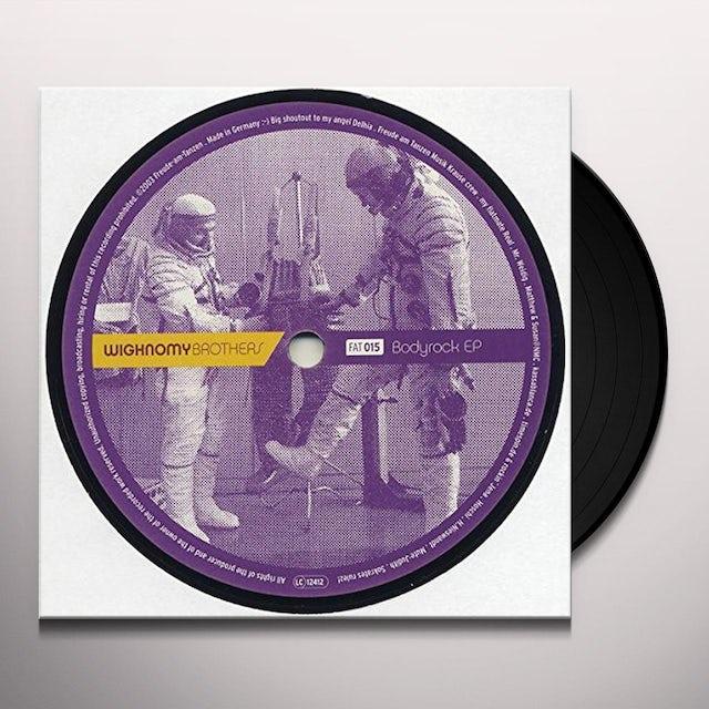 Wighnomy Brothers BODYROCK Vinyl Record