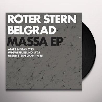 Roter Stern Belgrad MASSA Vinyl Record