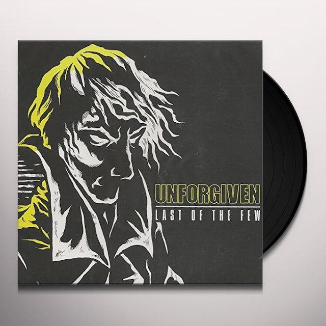 Unforgiven LAST OF THE FEW Vinyl Record