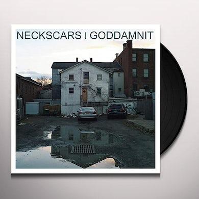 NECKSCARS & GODDAMNIT SPLIT EP Vinyl Record