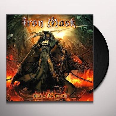 BLACK AS DEATH Vinyl Record