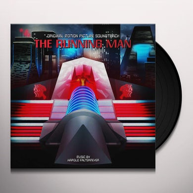 Harold Faltermeyer The Running Man (Original Motion Picture Soundtrack) (2 LP Deluxe Edition) Vinyl Record