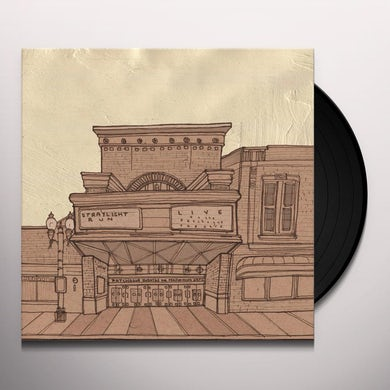 Straylight Run Live At The Patchogue Theatre (2 LP) Vinyl Record