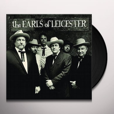 EARLS OF LEICESTER Vinyl Record