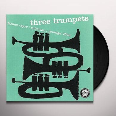 Byrd Farmer / Sulieman THREE TRUMPETS Vinyl Record