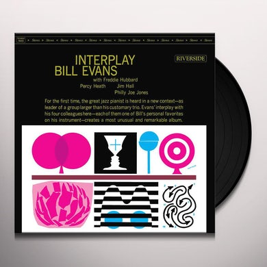 Bill Evans Interplay (LP) Vinyl Record