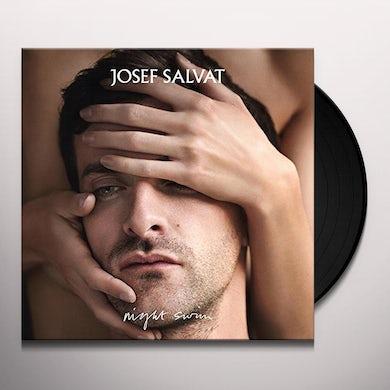 Josef Salvat NIGHT SWIM Vinyl Record