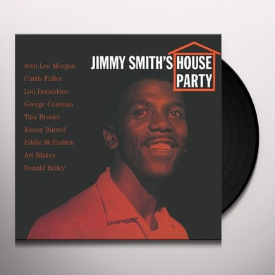 Jimmy Smith HOUSE PARTY Vinyl Record