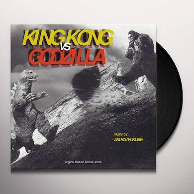 KING KONG VS. GODZILLA Vinyl Record