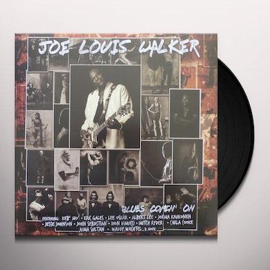 Joe Louis Walker Blues Comin' On Vinyl Record