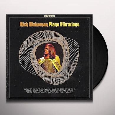 PIANO VIBRATIONS Vinyl Record