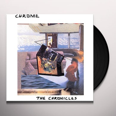 Chrome CHRONICLES II Vinyl Record