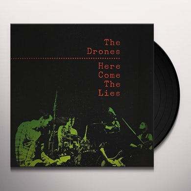 The Drones HERE COME THE LIES Vinyl Record