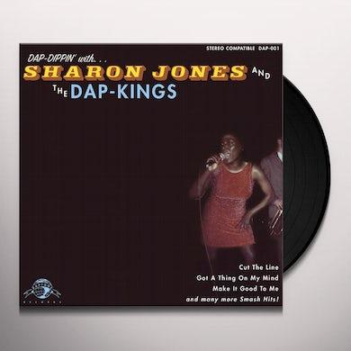 DAP DIPPIN WITH SHARON JONES & THE DAP-KINGS Vinyl Record