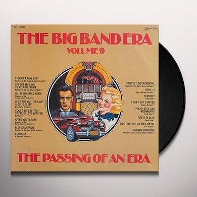 BIG BAND ERA 9 / VARIOUS Vinyl Record