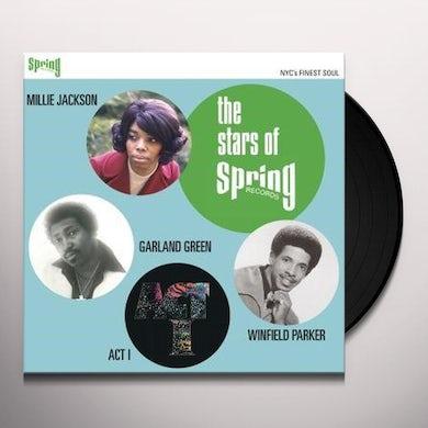 STARS OF SPRING / VARIOUS Vinyl Record