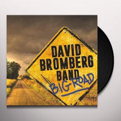 David Bromberg BIG ROAD Vinyl Record